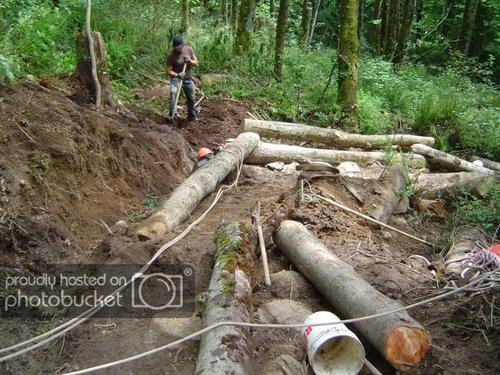 how to build bridge on unstable soil