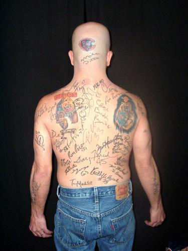More Tattoo Stupidity Ridemonkey Forums