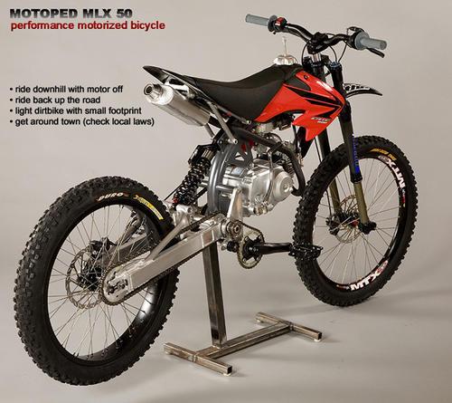 Motoped - Mountain Bike Moto crossover | Ridemonkey Forums