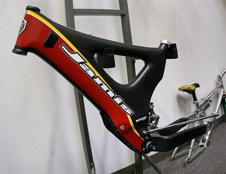 Jamis Carbon DH frame | Ridemonkey Forums