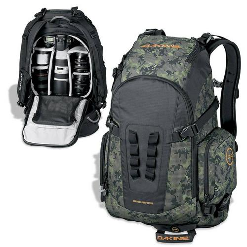 Dakine Sequence 33L Photo Backpack - Active Gear Review